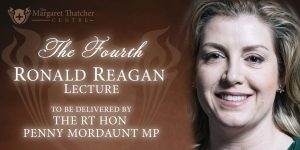The Fourth Ronald Reagan Lecture